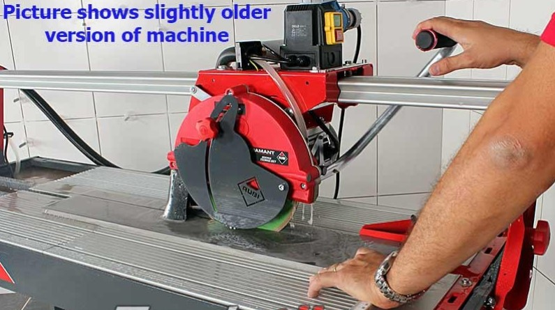 Use Wet Tile Saw
